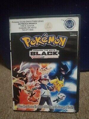 Pokemon the Movie: Black - Victini and Reshiram White - Victini and Zekrom (DVD)