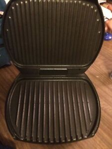 George Foreman grill $20