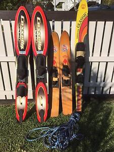 Assorted Water Ski's Kedron Brisbane North East Preview
