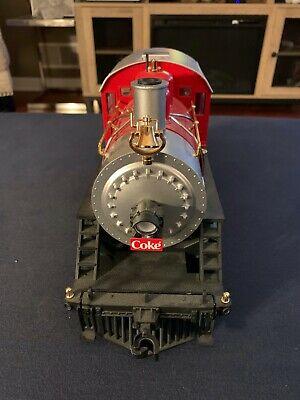 LGB 72510 Coca Cola Christmas Train Set W/Polar Bear