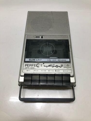 MSX PERFECT Cassette Tape Recorder DPR-600 المثالى *Vintage*