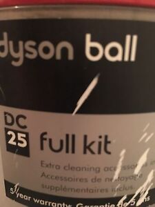 Dyson ball parts