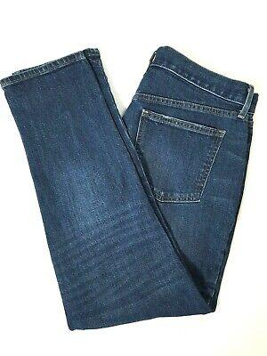GAP Womens BEST GIRLFRIEND High Rise Skinny Jeans Medium/Dark Wash Size 29