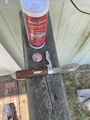 GREAT EASTERN CUTLERY TIDIOUTE CROWN LIFTER 852221CL NATURAL CANVAS MICARTA