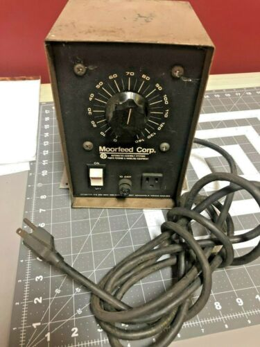 Moorfeed Corp. Variable Transformer 10 Amp