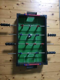 Table top foosball / football