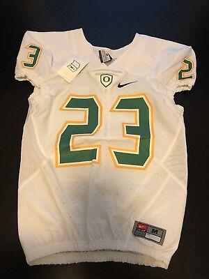 Custom Oregon Football Jersey - Nike Boys Custom Match Speed Jersey Oregon Ducks Football 658581-100 FC63