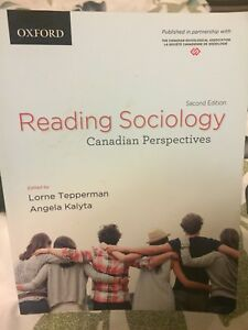Reading Sociology: Canadian Perspectives