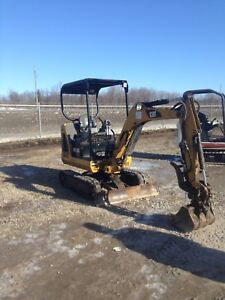 Mini excavator and/or skid steer with operator for hire