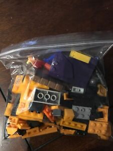 Mixed Mega Bloks bag