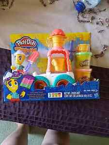 Play-Doh towns Sunbury Hume Area Preview