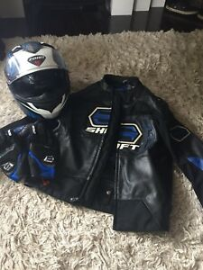 Motorcycle Gear- Hardly Used