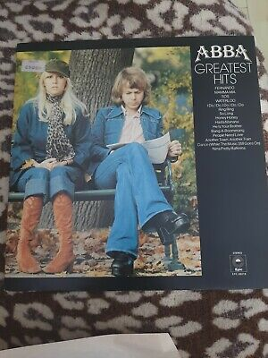 ABBA: Greatest Hits (Original Vinyl, 1976)