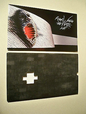 Roger Waters / Pink Floyd The Wall Live Photo Picture Book