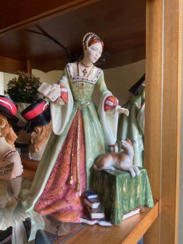 Royal Doulton Figurine ~ LADY JANE GREY ~  Hn3680 ~ IMMACULATE