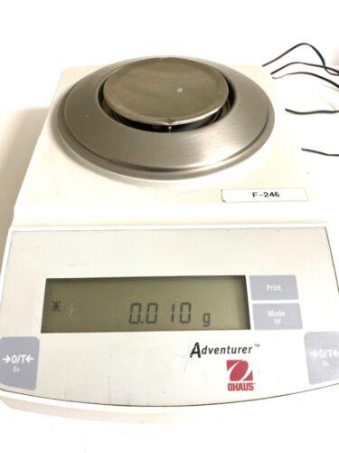 OHAUS Adventurer AR3130 Analytical Balance Digital Scale 310 x 0.001g