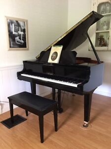 Yamaha Baby Grand. Piano