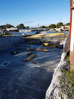 Formwork,concrete,steelfixing
