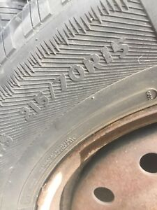 Windstar snow tires & rims