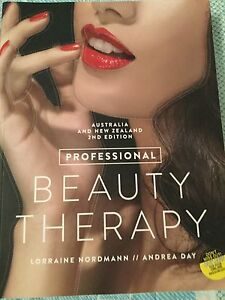 Beauty therapy book Armadale Armadale Area Preview