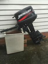 8hp Mercury short shaft 2009 Gymea Sutherland Area Preview