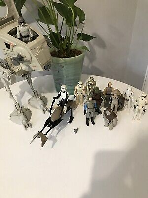 vintage star wars job lot