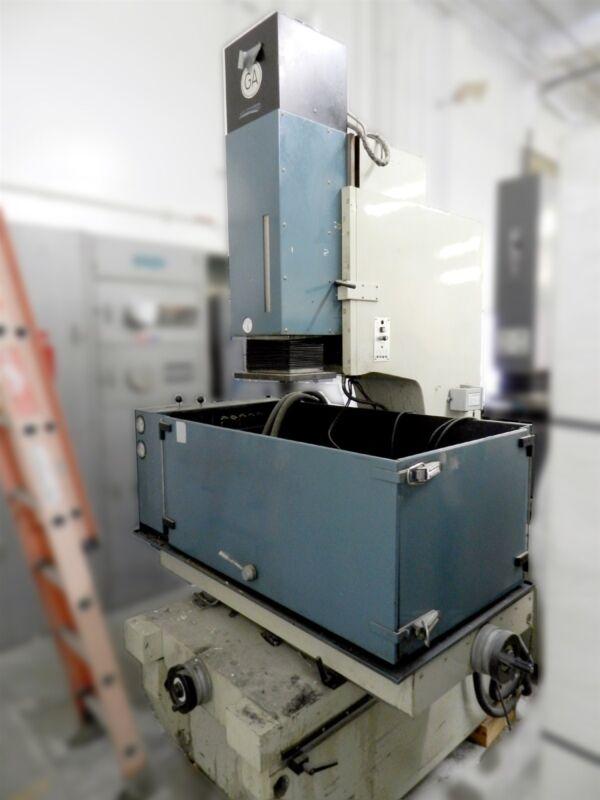 Complete, Not Working 2000 Genspark America Edm Cy-45z / E100a Generator