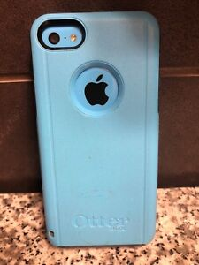 iPhone 5c with otter box case