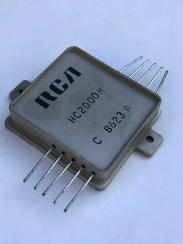 RCA HC2000H Multi-Purpose Operational Amplifier AMP Module