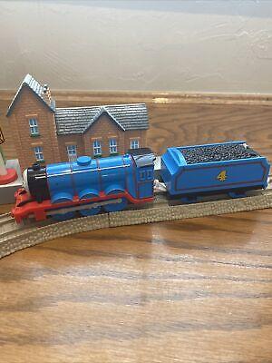 2010 Thomas & Friends Trackmaster TALKING GORDON & TENDER Motorized Train WORKS