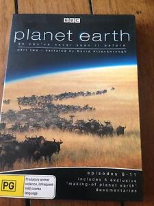 Planet Earth Series 1 - DVD set Adamstown Newcastle Area Preview