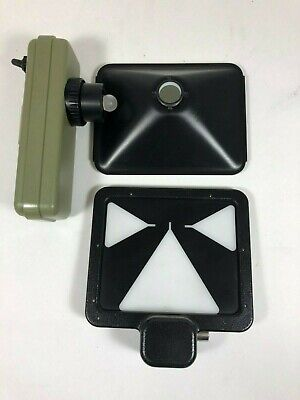 Wild Theodolite Target For Carrier Gzt1 Wild Light Fixture Wild Light Cover