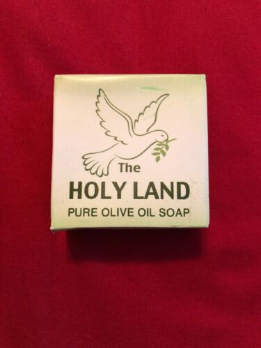 Handmade Olive Oil Soap From The Holy Land