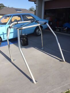 Ford Cortina Alloy 6 Point Roll Cage Medowie Port Stephens Area Preview