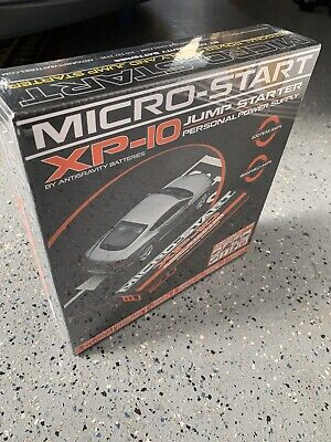 NEW ANTIGRAVITY BATTERIES XP-10 MICRO START JUMP STARTER