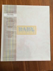 Baby album - Brand new in plastic still Booragoon Melville Area Preview