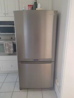 samsung fridge bottom mount 539l