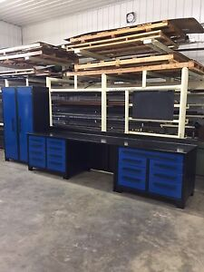 Custom build for your shop or house garage.
