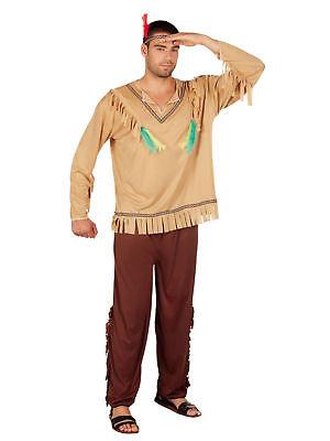 Kostüm eco Indianer Flying eagle (M/L) Karneval - Kostüm Eagle