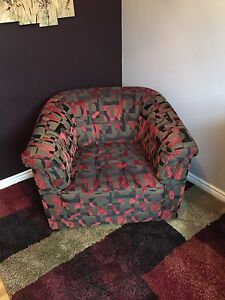 Comfy Swivel Chair