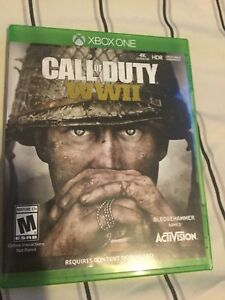 World War II Xbox one