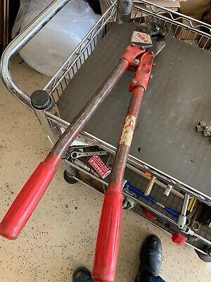 Tb Thomas Betts Tbm8 Cable Compression Crimper