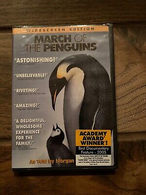 March of the Penguins (DVD, 2005, -