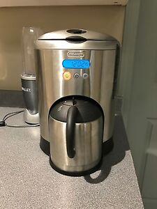 DeLonghi 10 cup coffee maker