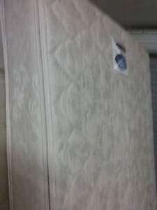 SEALY DOUBLE SIDED PILLOWTOP MATTRESS VGC. Mount Warren Park Logan Area Preview