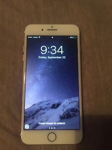 Mint Condition Rose Gold iPhone 7 Plus