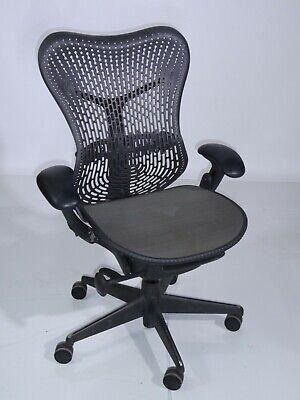 1 Herman Miller Mirra Chairs