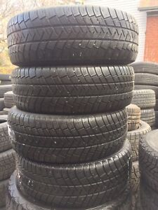 4 winter 225/65/17 Michelin xice installation available