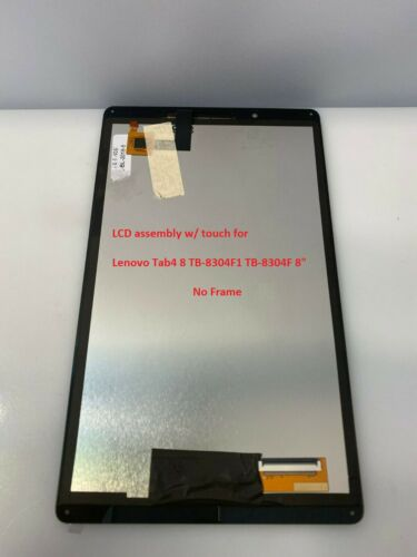 """NEW LCD assembly w/ touch for Lenovo Tab4 8 TB-8304F1 TB-8304F 8"""" No Frame"""