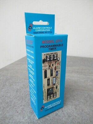 Alarm Controls Ut-1 Programmable Timer 12a 28vdc 1111j